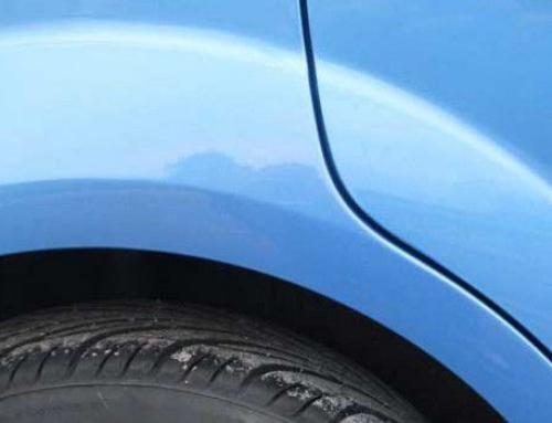 Manchester Paint Repair – Ford Focus