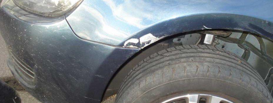 Car Scuff Repair Manchester