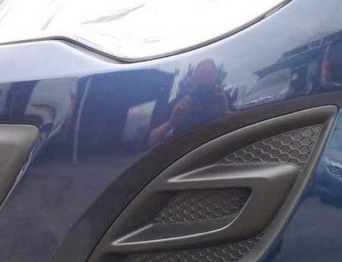 Stoke-on-Trent Front Bumper Scratch Repair – Vauxhall Corsa