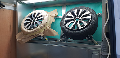 Alloy wheel Repairs Stockport