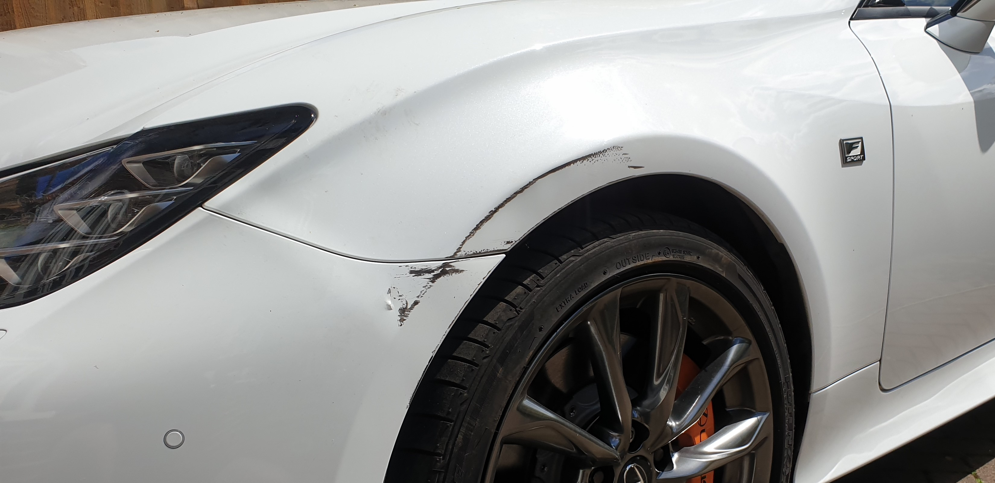 Mobile Car Scratch Repair